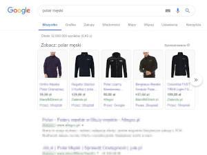 Google Ads Produktowa ikona